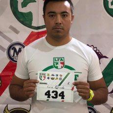 Luis Alfredo Pesquera Govea