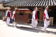 Korean Traditional Marriage Ceremony