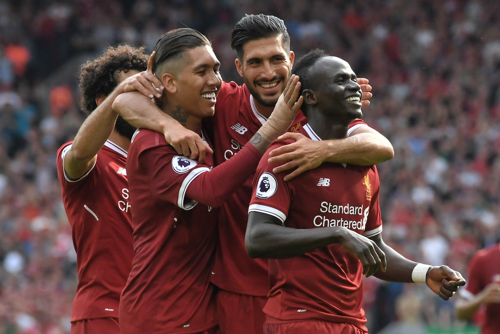 Video Highlights: Liverpool 4-0 Arsenal (27th Aug)