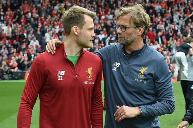 Mignolet: This situation can not last too long, that's clear