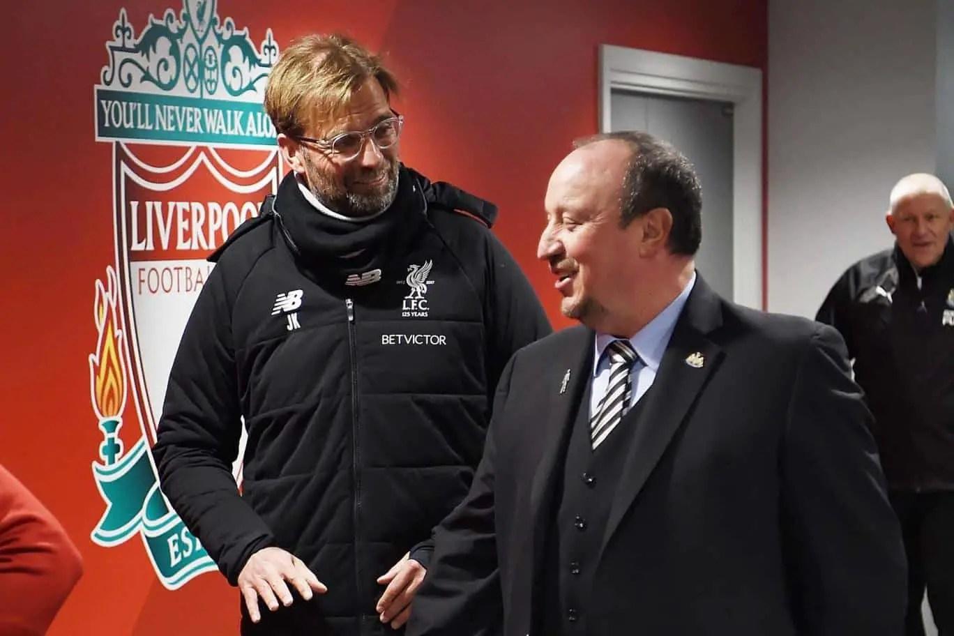 Liverpool 4-0 Newcastle United – As it happened & social media updates
