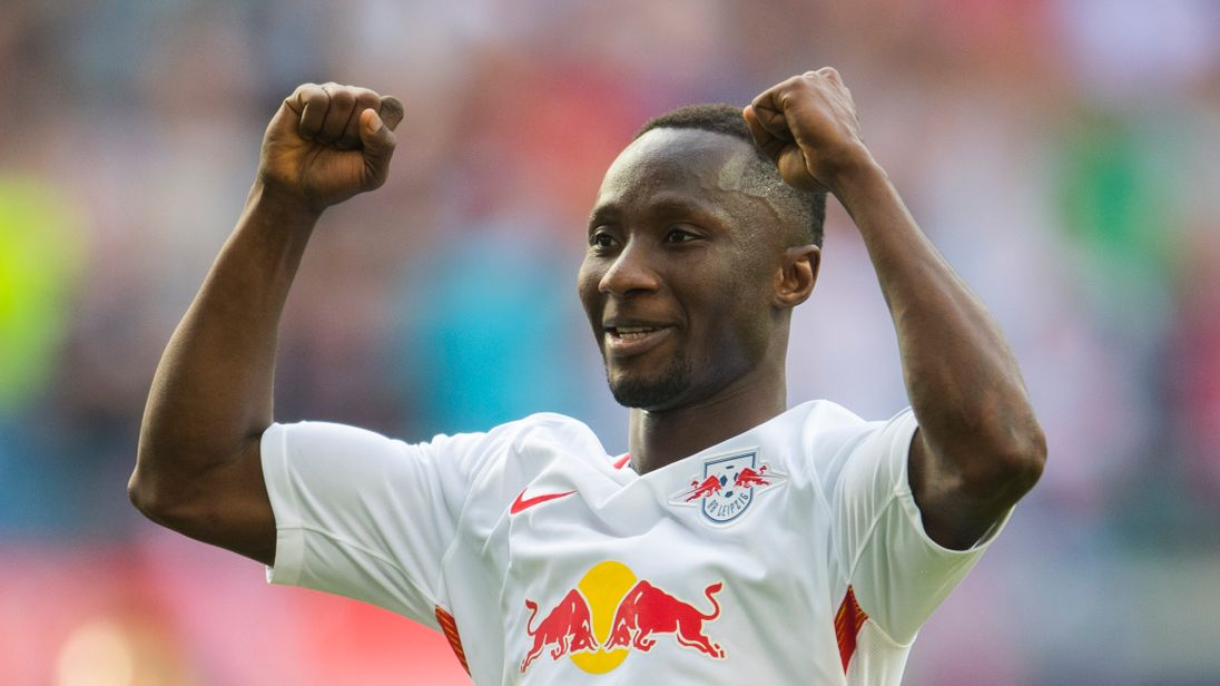 Naby Keita's goal and assist against Bayern Munich for Leipzig (Video)