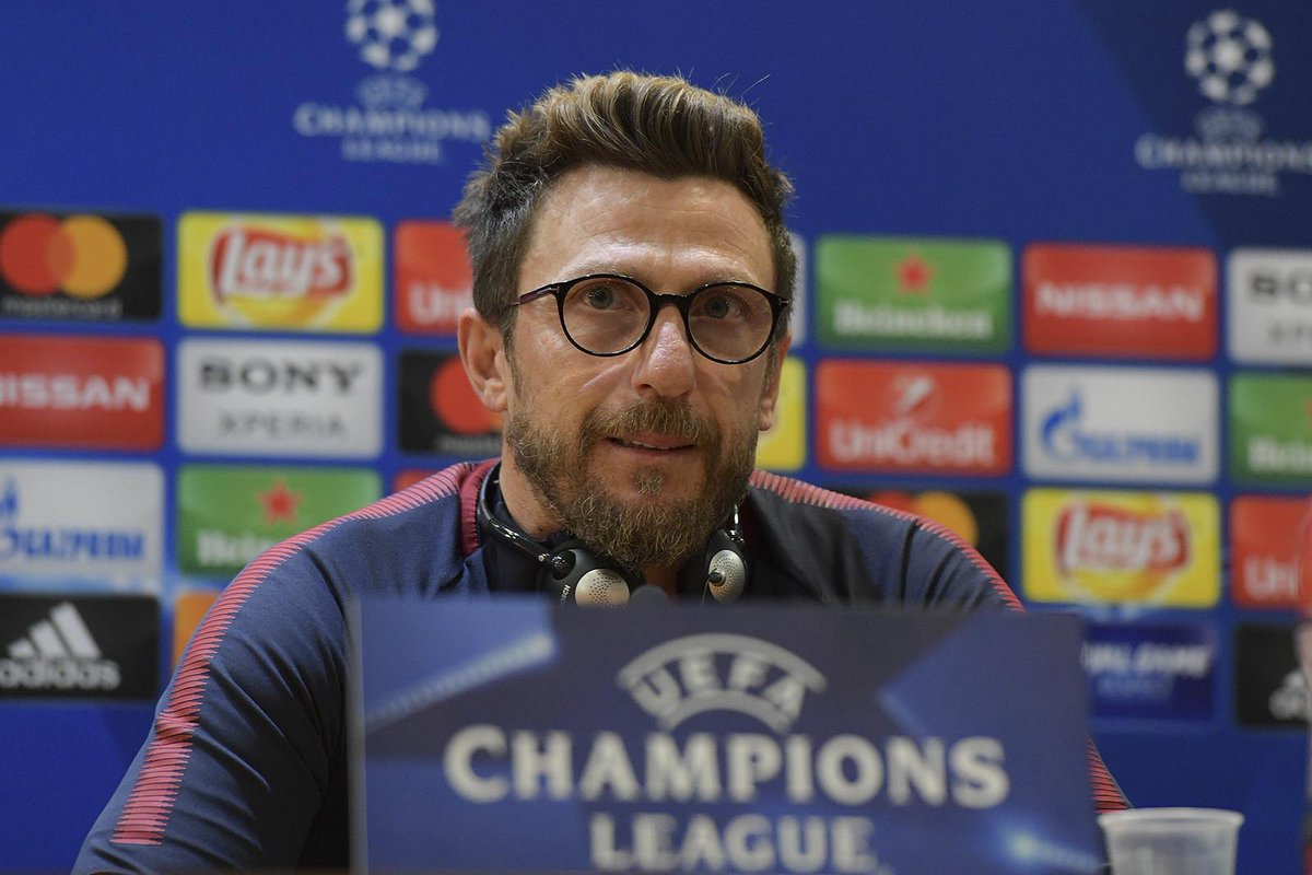 Roma manager sends Liverpool warning ahead of semi-final