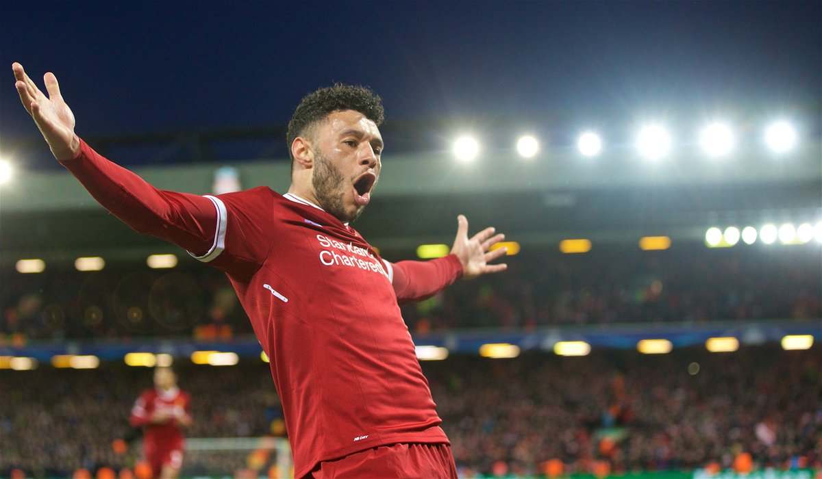 Alex Oxlade-Chamberlain gives insight into road to recovery