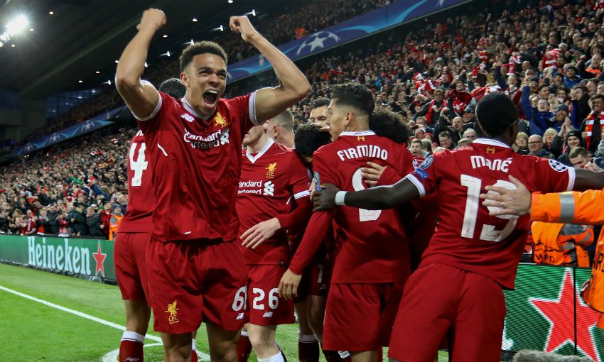Klopp full of praise for Liverpool youngster Trent Alexander-Arnold