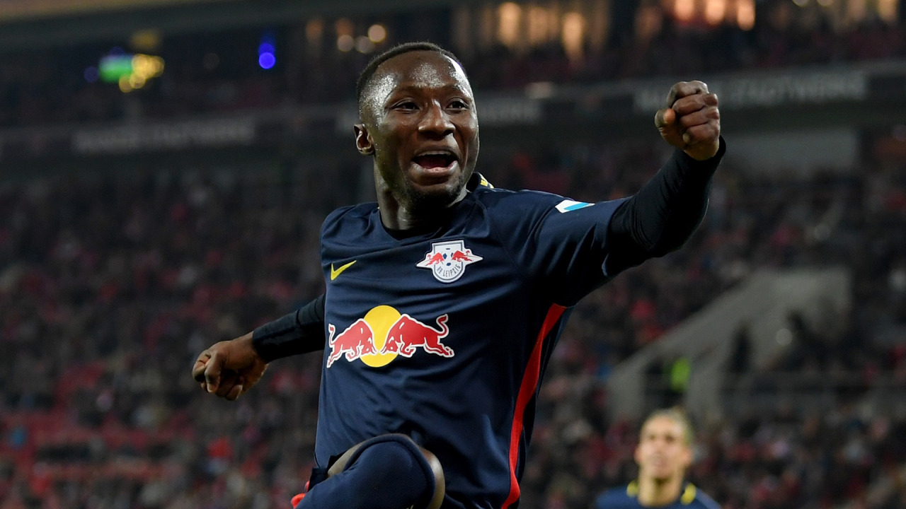 Naby Keita's brilliant assist vs Marseille for Leipzig – Video