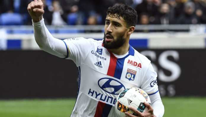 a95e8bd0536 Liverpool have agreed a £62 million fee with Lyon for France international Nabil  Fekir