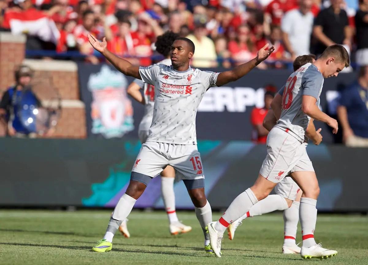 """Daniel Sturridge: """"Liverpool has always been my home"""""""