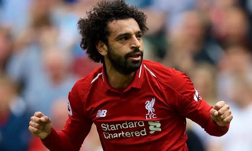 Liverpool lead at the break as Salah and Mané score vs West Ham (Video)