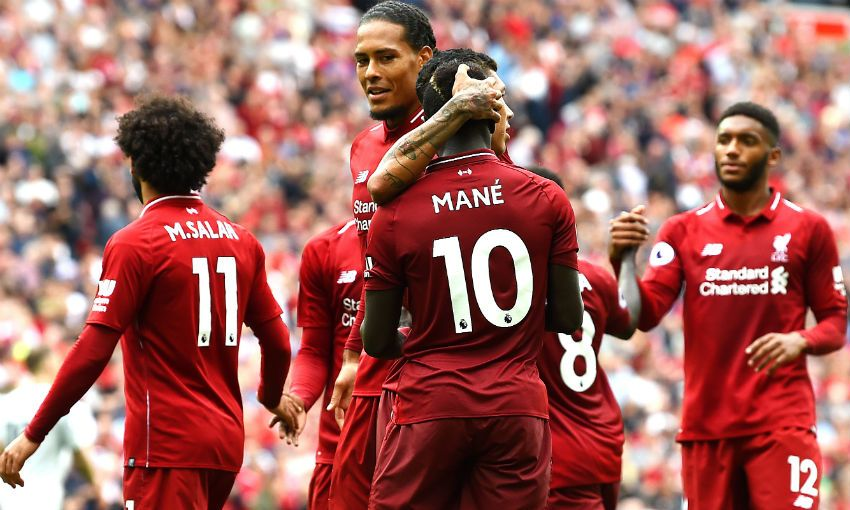 Liverpool 4-0 West Ham: Highlights (Video)