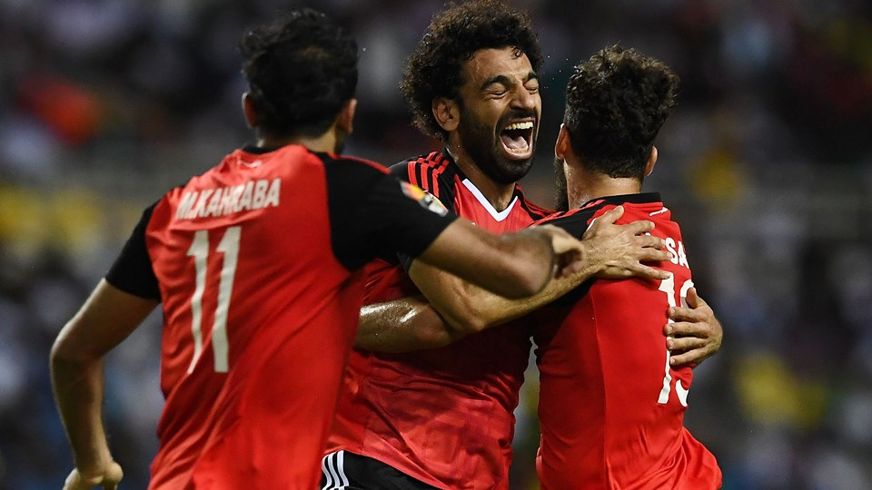 Watch: Mo Salah scores twice and assists two for Egypt vs Niger
