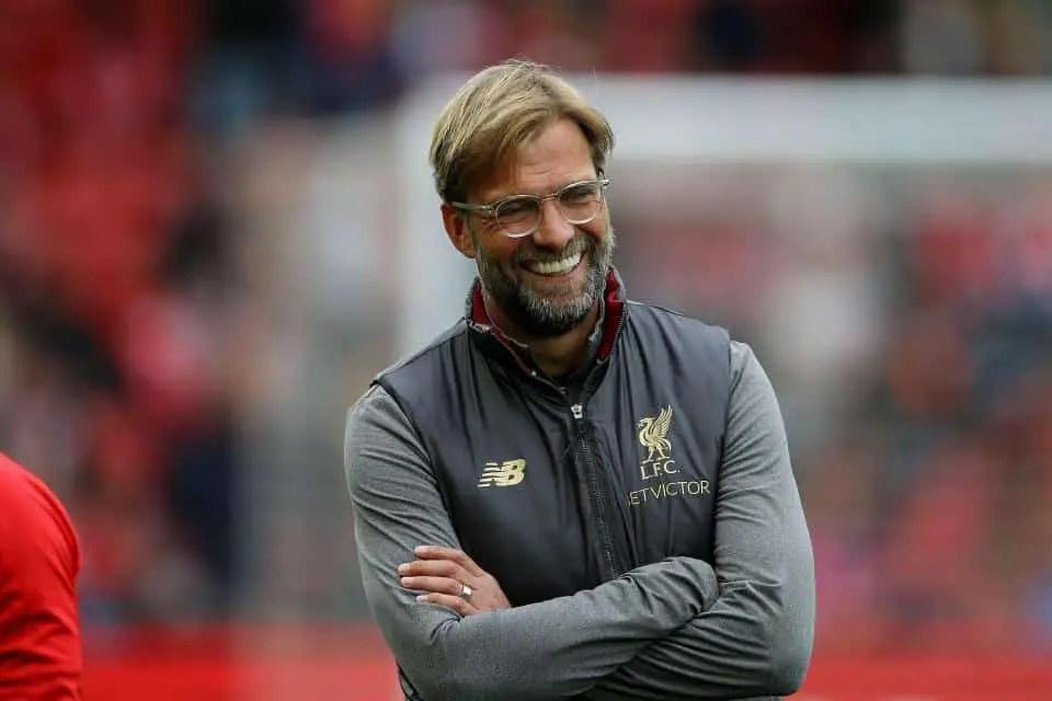 Jurgen Klopp's pre-match press conference – Liverpool vs Man City