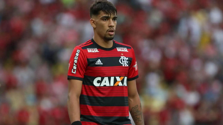 Liverpool meet agent of exciting Brazilian midfielder Lucas Paqueta