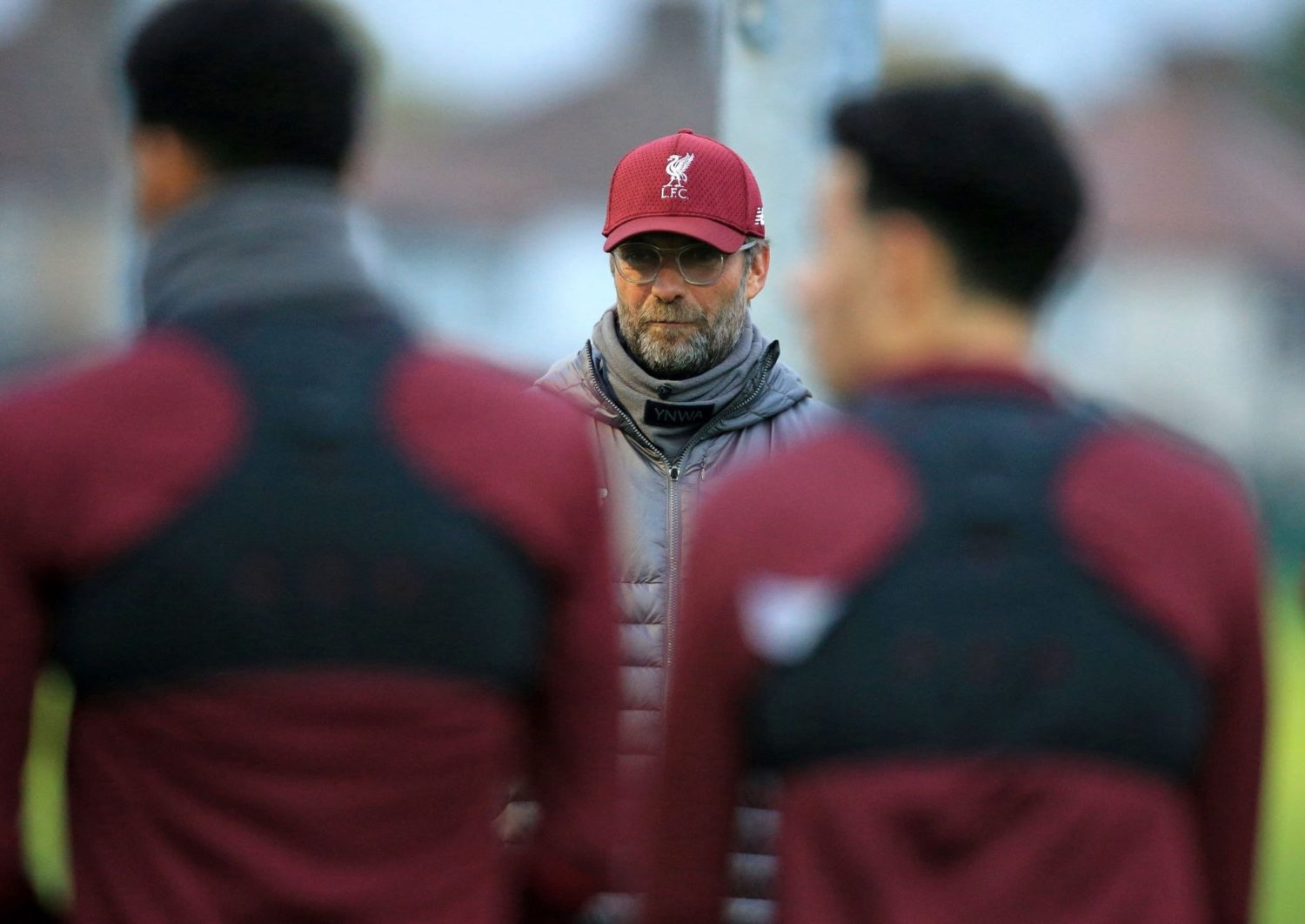 Klopp urges Reds to be on the ball against 'different cup of tea' Everton