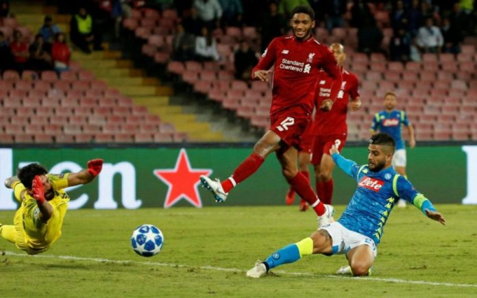 Napoli vs Liverpool Highlights