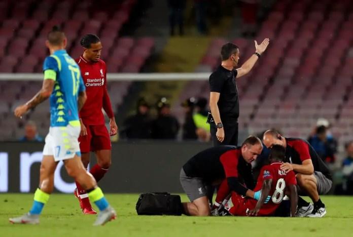 Napoli vs Liverpool Highlights