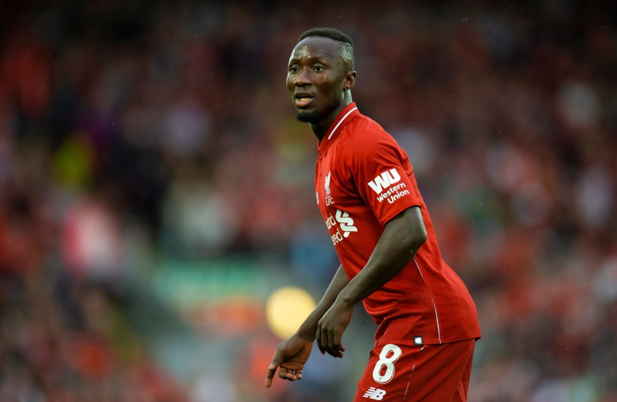"""Klopp: There is """"a lot more"""" to come from """"outstanding"""" Naby Keita"""