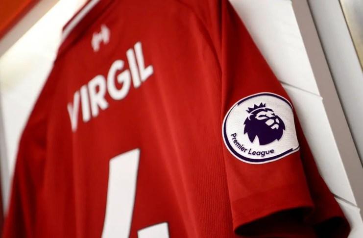 Liverpool 2019/20 kit