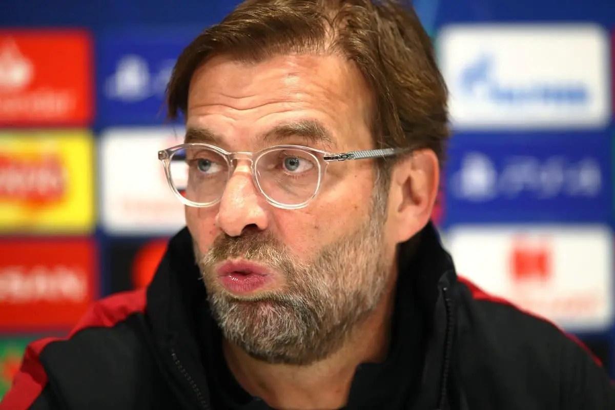 Watch: Jurgen Klopp's pre-match press conference – Liverpool vs Bayern