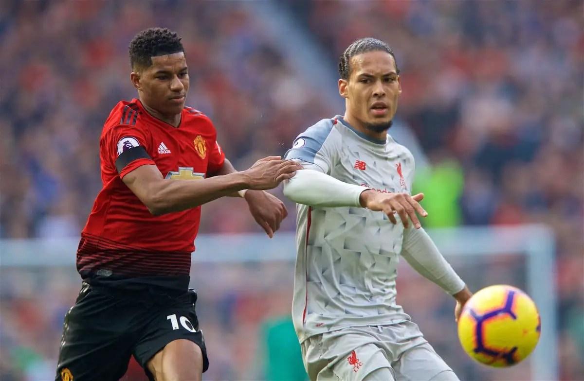 Man United 0-0 Liverpool – As it happened