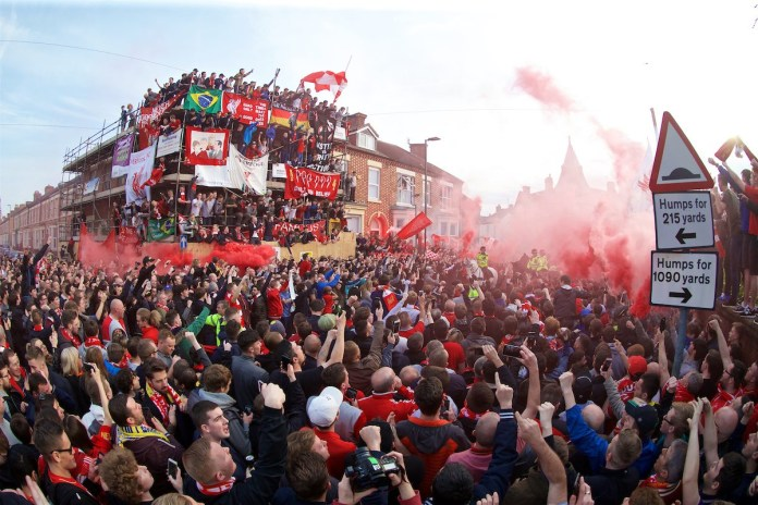 Liverpool FC Supporters
