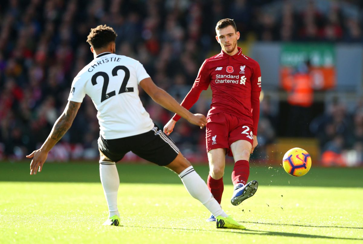 Fulham 1-2 Liverpool – As it happened & reaction