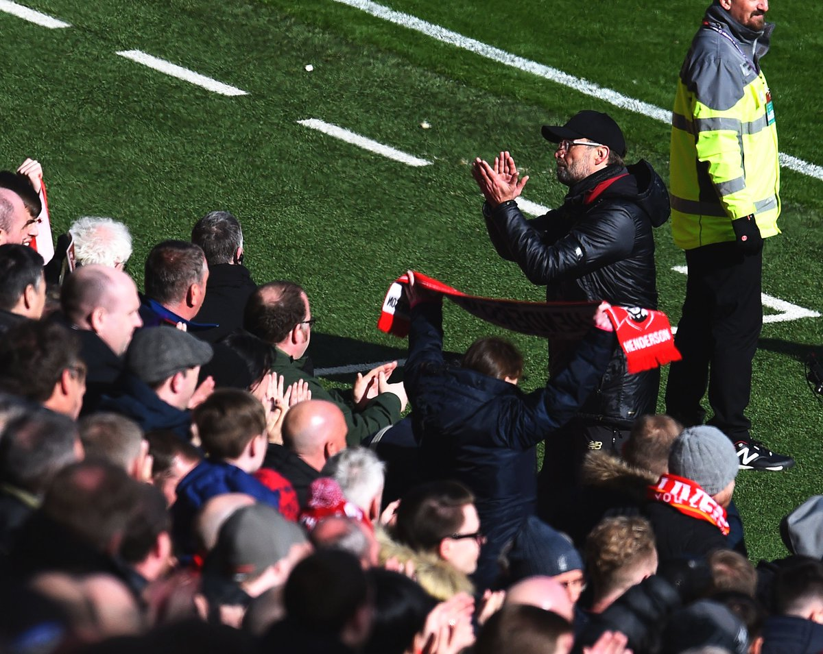 Jurgen Klopp not feeling pressure to win silverware at Liverpool