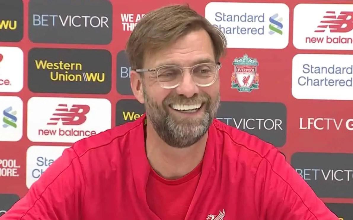 Jurgen Klopp previews Liverpool's final Premier League game vs Wolves – Video