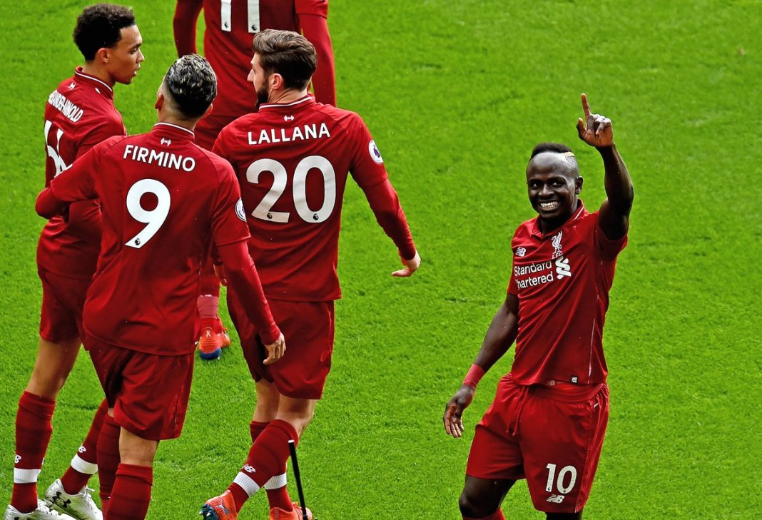 Liverpool 4-2 Burnley - Highlights & Goals (Video) | LFC Globe