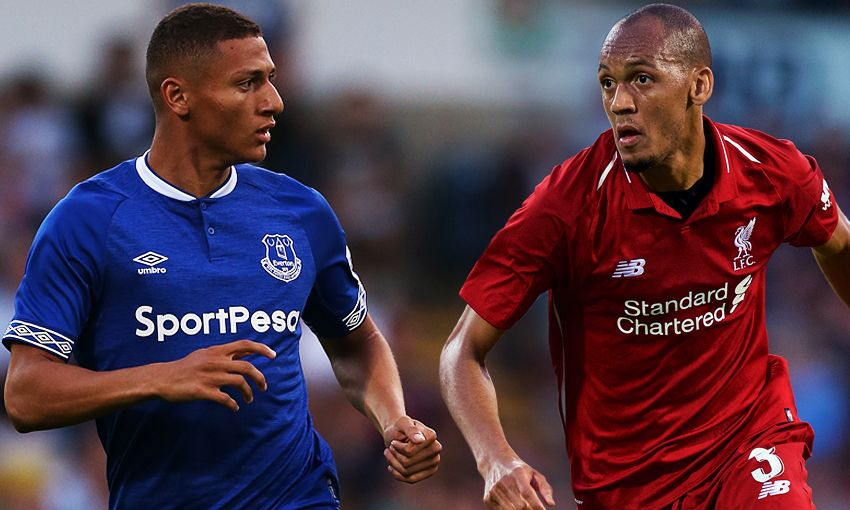 Everton 0-0 Liverpool – As it happened & reaction