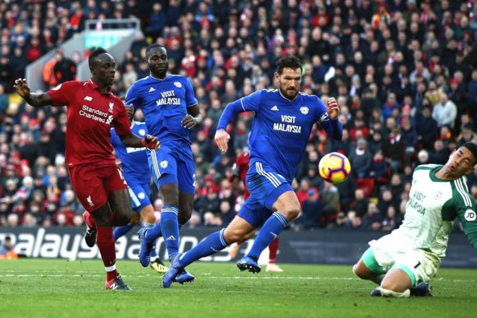 Cardiff vs Liverpool Stream