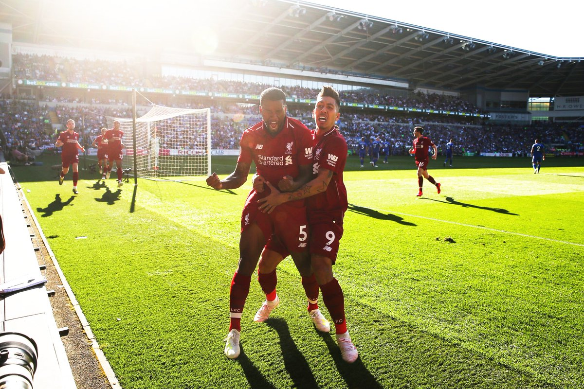 Van Dijk hoping for Liverpool wins, title triumph and nice weather!