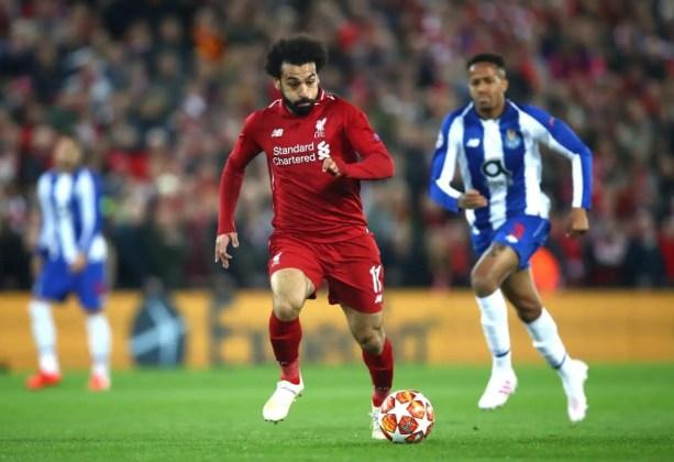 Porto vs Liverpool Stream