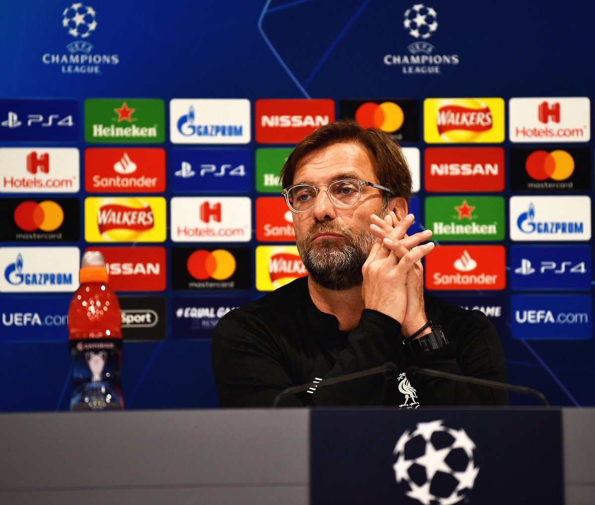 Jurgen Klopp previews crucial Champions League tie – Porto vs Liverpool