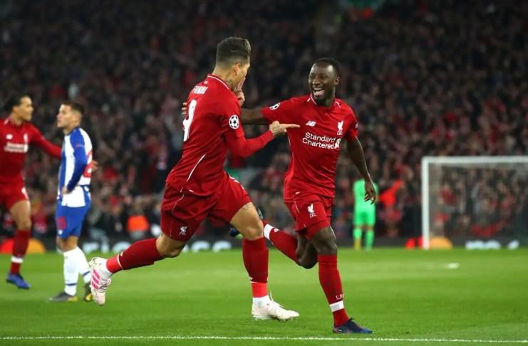 Liverpool vs Porto Highlights