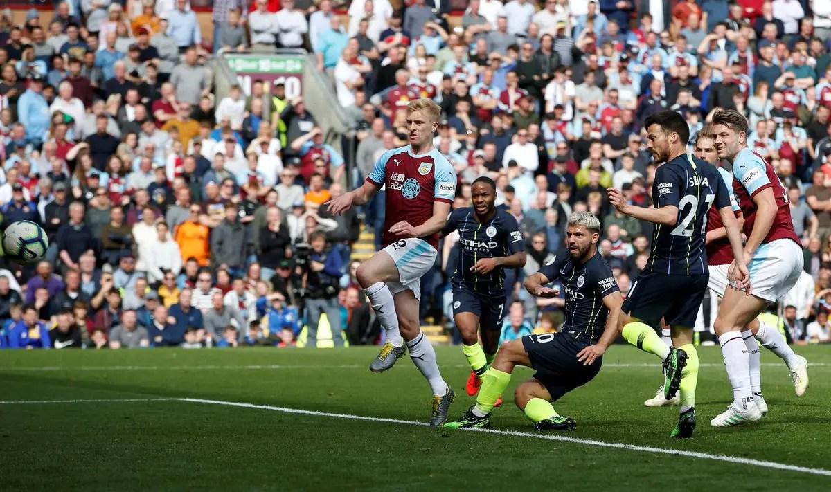 Burnley 0-1 Manchester City – Highlights (Video)