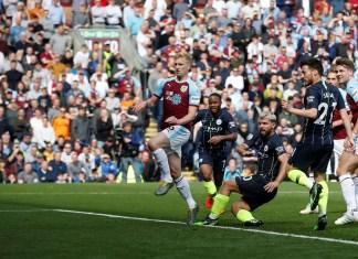 Burnley vs Man City Highlights
