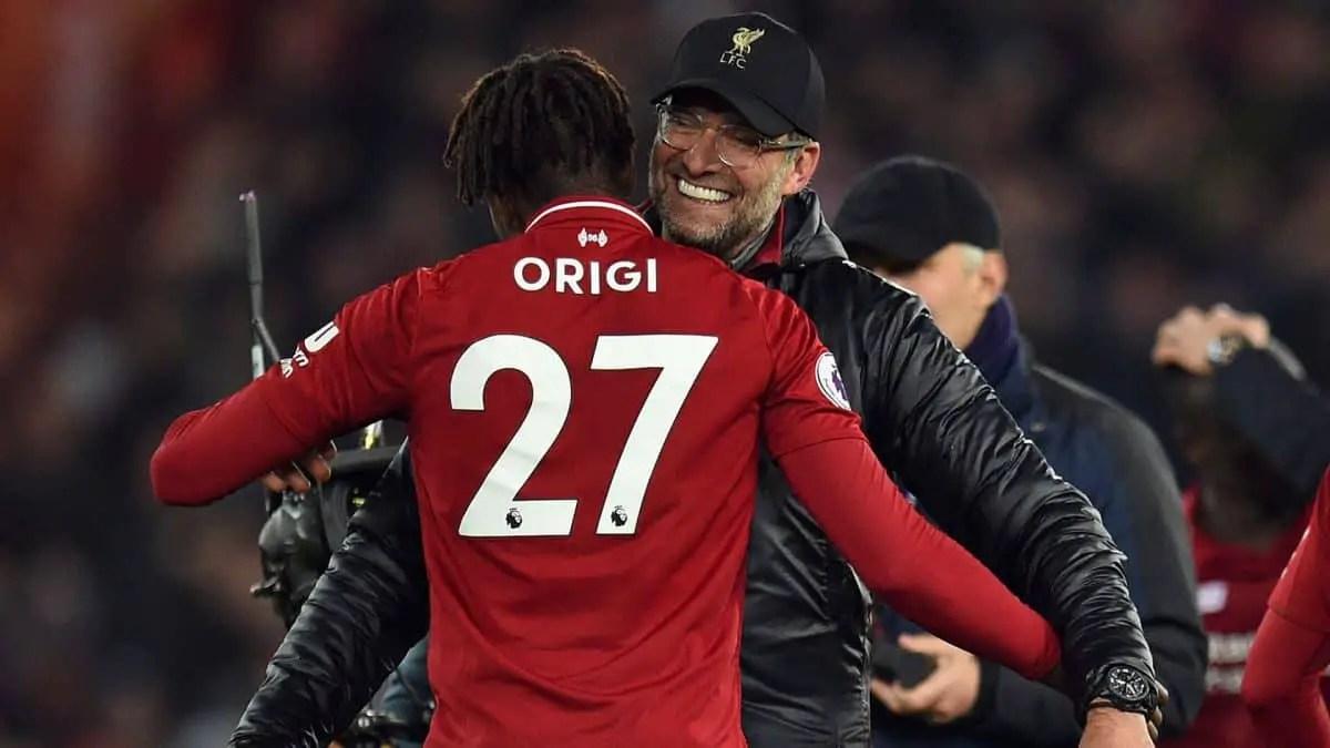 Liverpool boss Jurgen Klopp hails captain Jordan Henderson