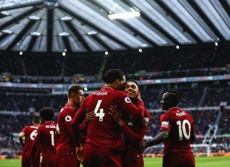 Newcastle vs Liverpool Stream