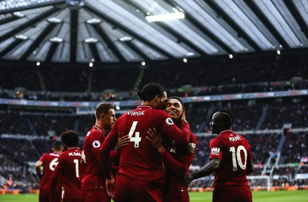 Newcastle vs Liverpool - Preview & Worldwide TV Info | LFC Globe