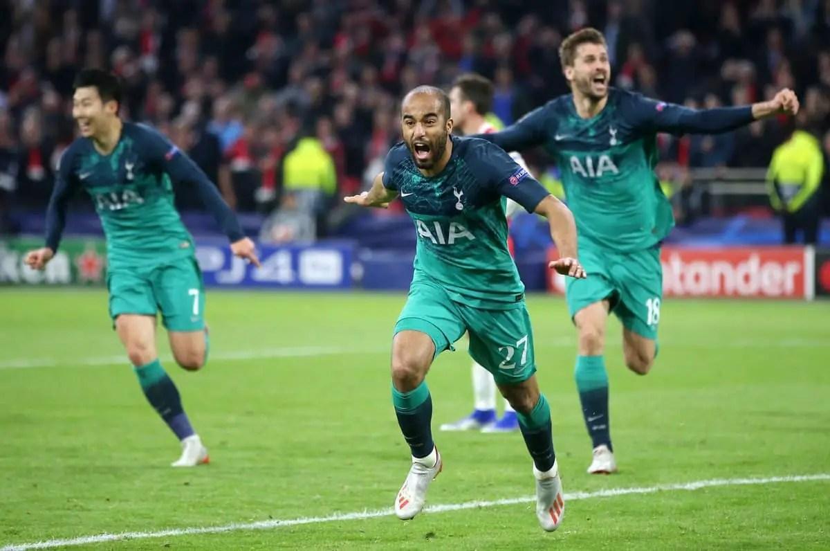 Ajax 2-3 Tottenham – Highlights, Goals & Full Match (Video)