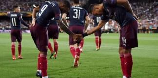 Valencia vs Arsenal Highlights