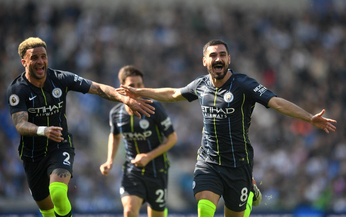 Brighton 1-4 Man City – Highlights, Goals & Full Match (Extended Video)