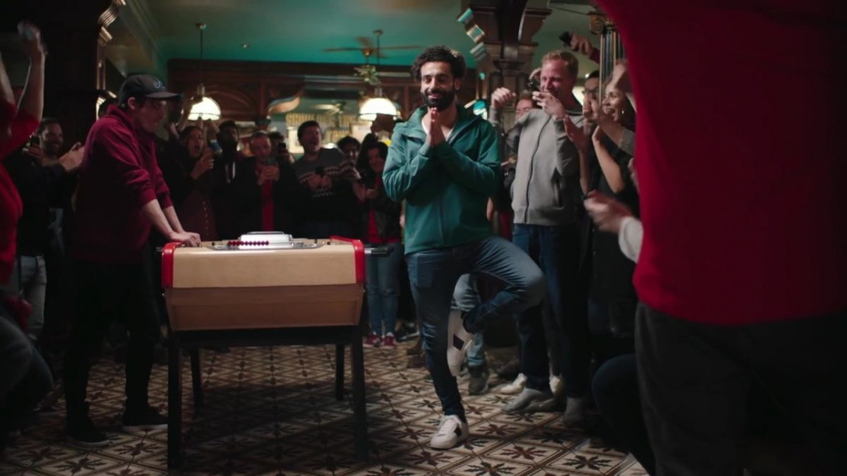 Watch: Mohamed Salah and Liverpool fans feature in brilliant new Egyptian advert