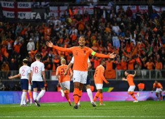 Netherlands vs England Highlights