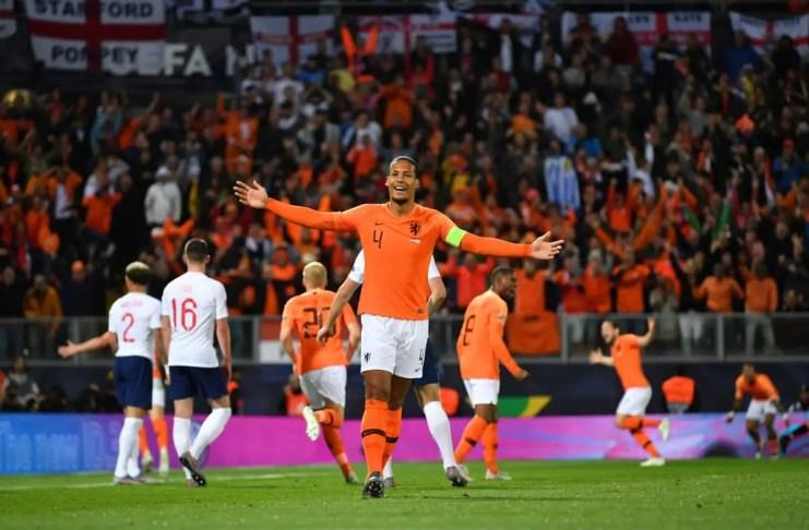 Netherlands vs England Highlights