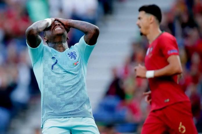 Portugal vs Holland Highlights