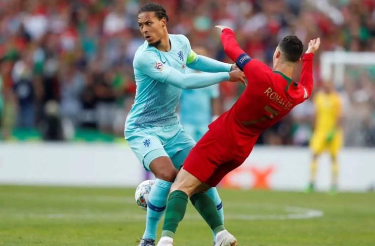 Portugal vs Netherlands Highlights