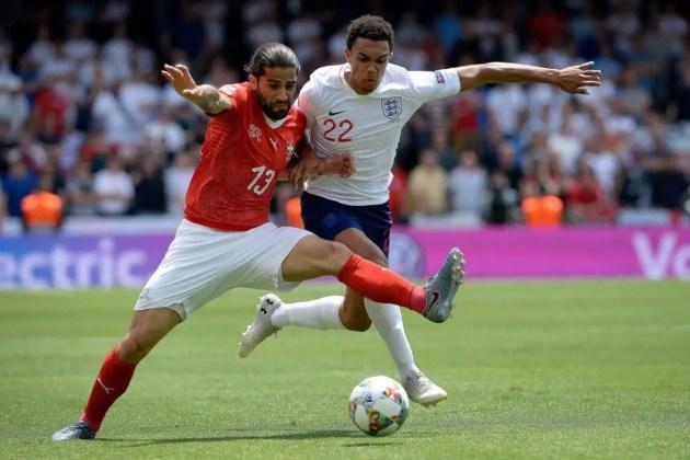 Switzerland vs England Highlights
