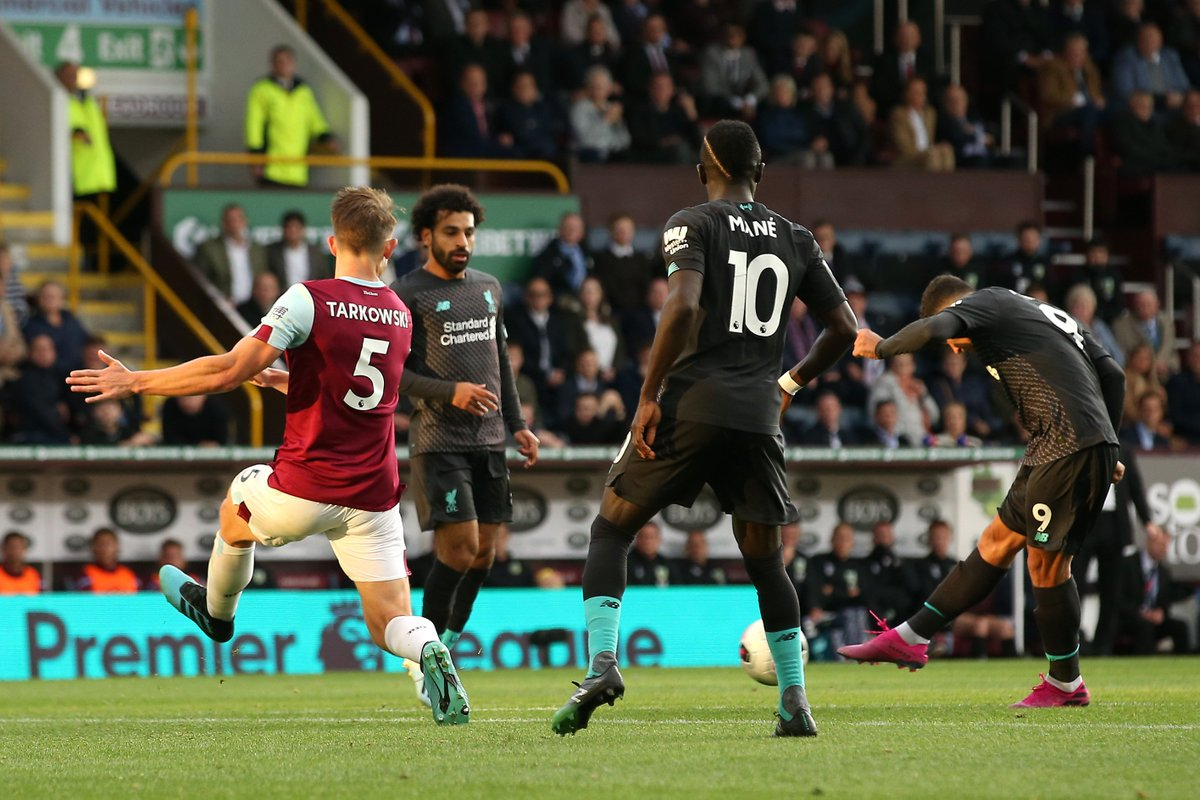 Burnley 0-3 Liverpool – Highlights and Goals (Video)